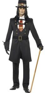 deguisement steampunk homme