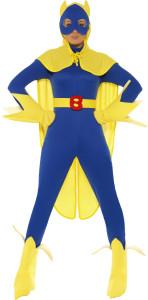super héros en banane