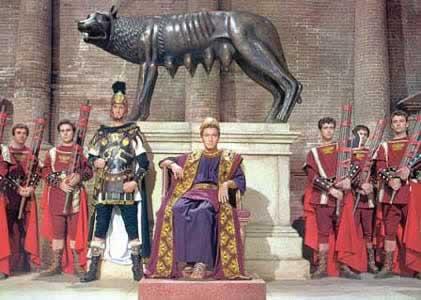 Les couleurs Empereur-romain